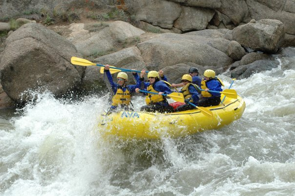 AVA Rafting and Zipline Reservations
