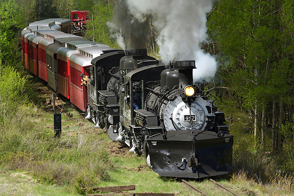 Cumbres and Toltec Train and Lodging Package