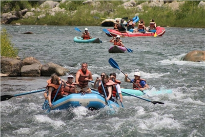 Durango Rivertrippers Rafting