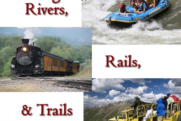 Rivers Rails and Trails
