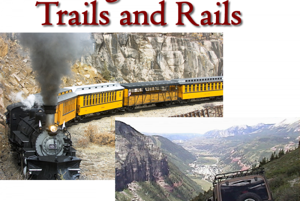 Trails and Rails