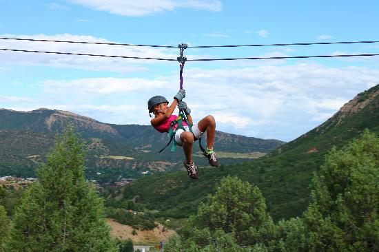 Durango Zip Line Vacation Package Zip Line Adventures