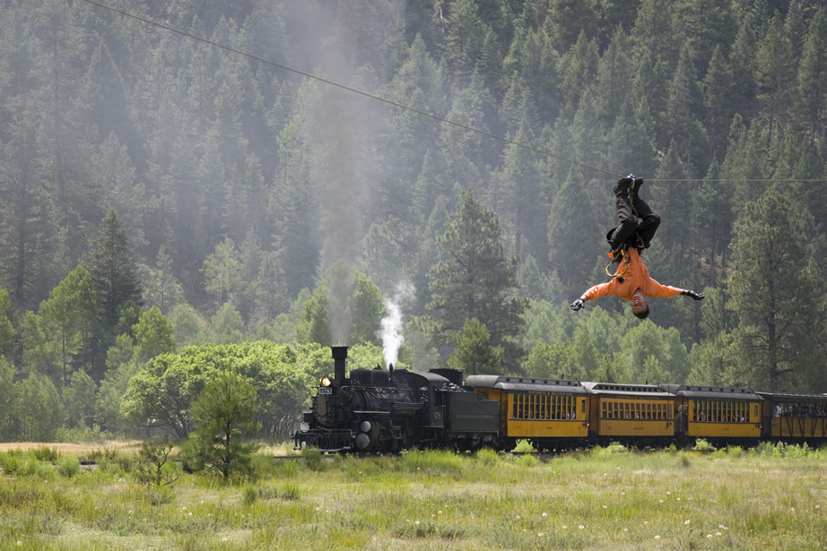 Soaring next to Train_sm