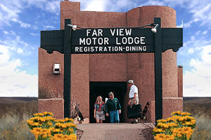 Far View Lodge Providing The Only Lodging And Nps Roved Guided Tours Inside Mesa Verde National Park