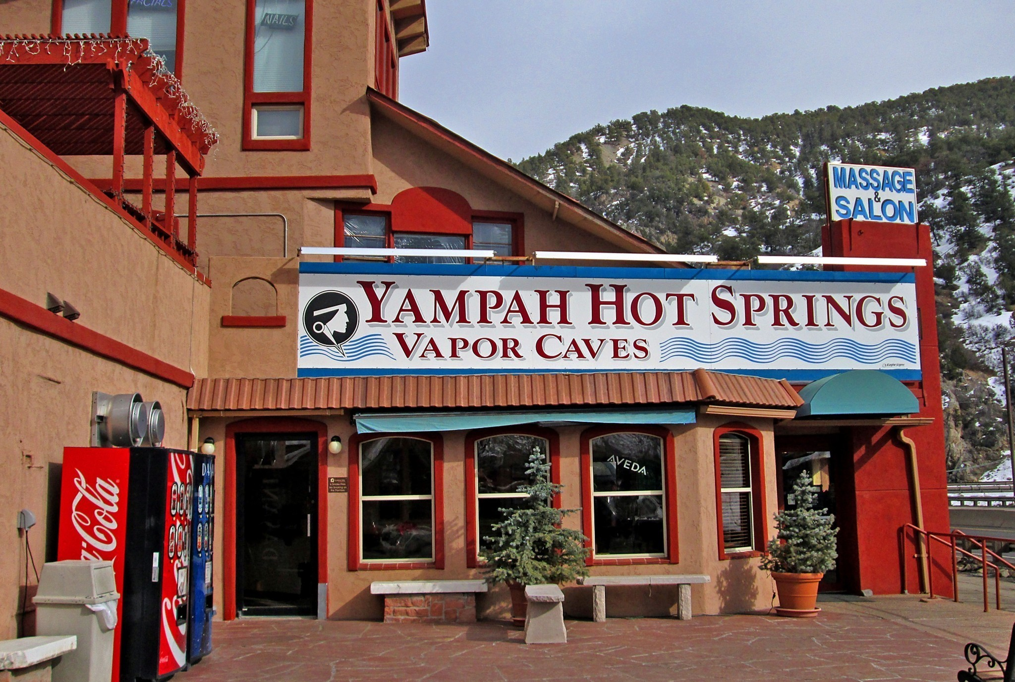 Yampah Spa and Hot Springs