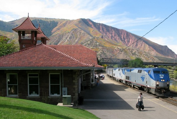 2009 09 29 b Amtrak #6 Glenwood Springs CO IMG_0264