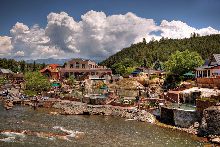 Visit Pagosa Springs Colorado Hotels Activities And Packages In Co