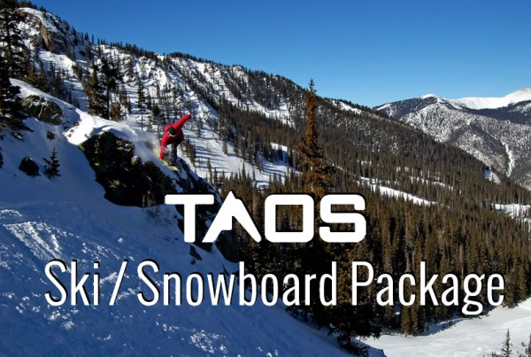 taos ski package promo
