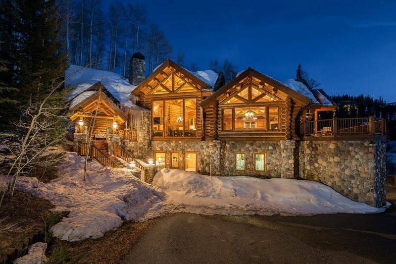 Telluride lodging options telluride accomodations reservations - Summer houses mountains ...