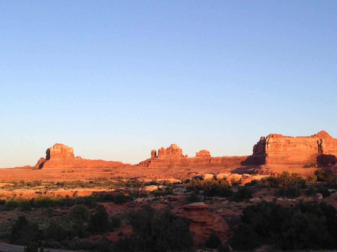 Wooden Shoe at Canyonlands National Park
