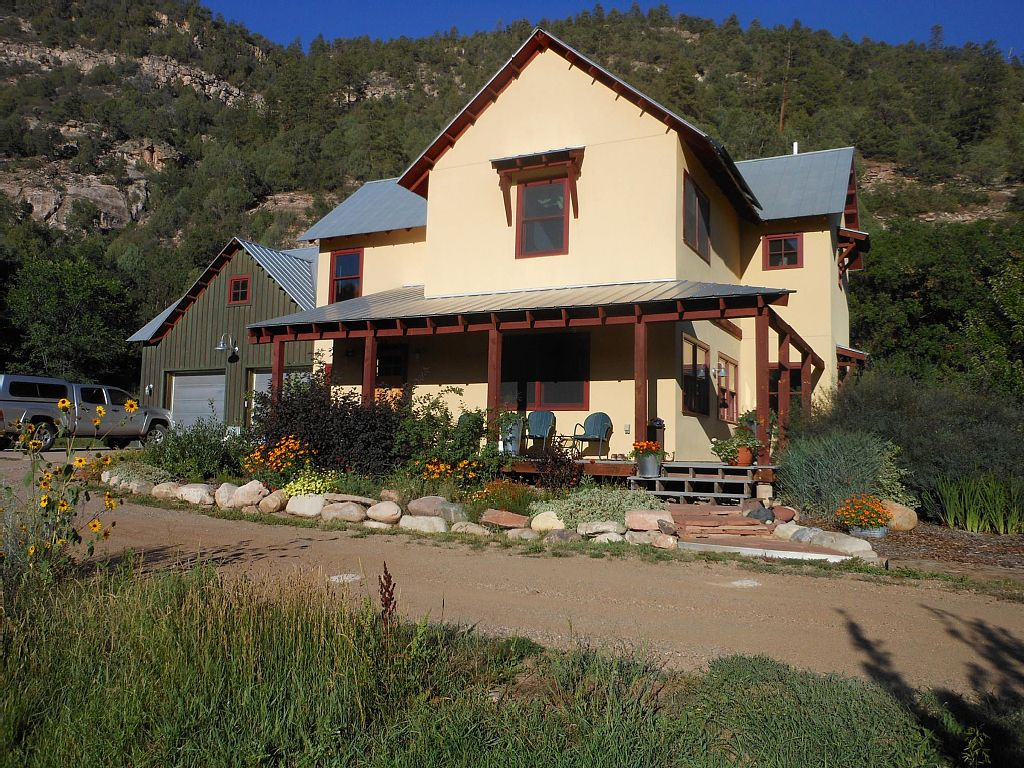 Animas Valley Farmhouse