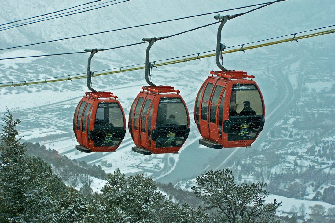 Glenwood Springs Tram