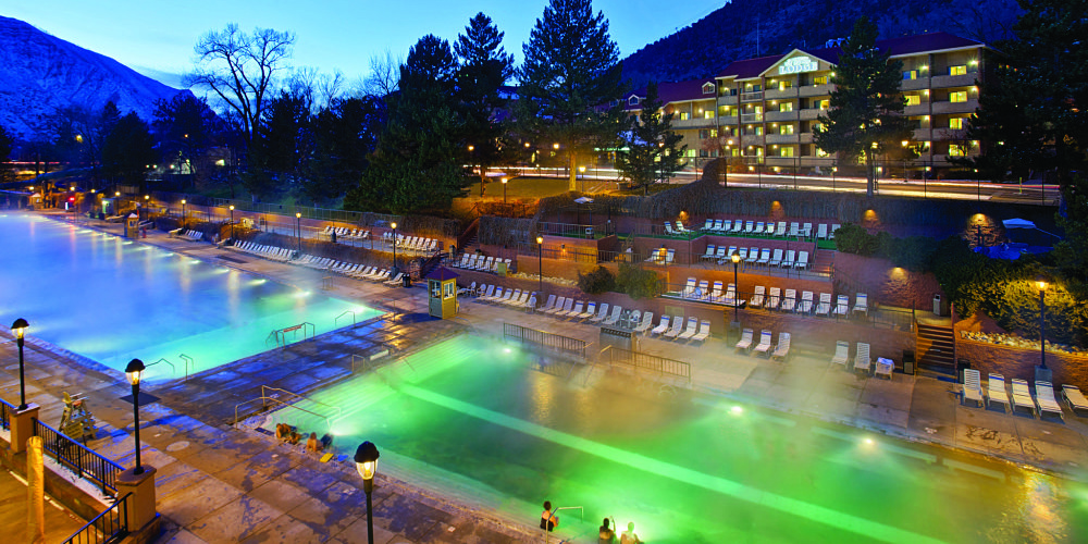 Glenwood Hot Springs Lodge Pool