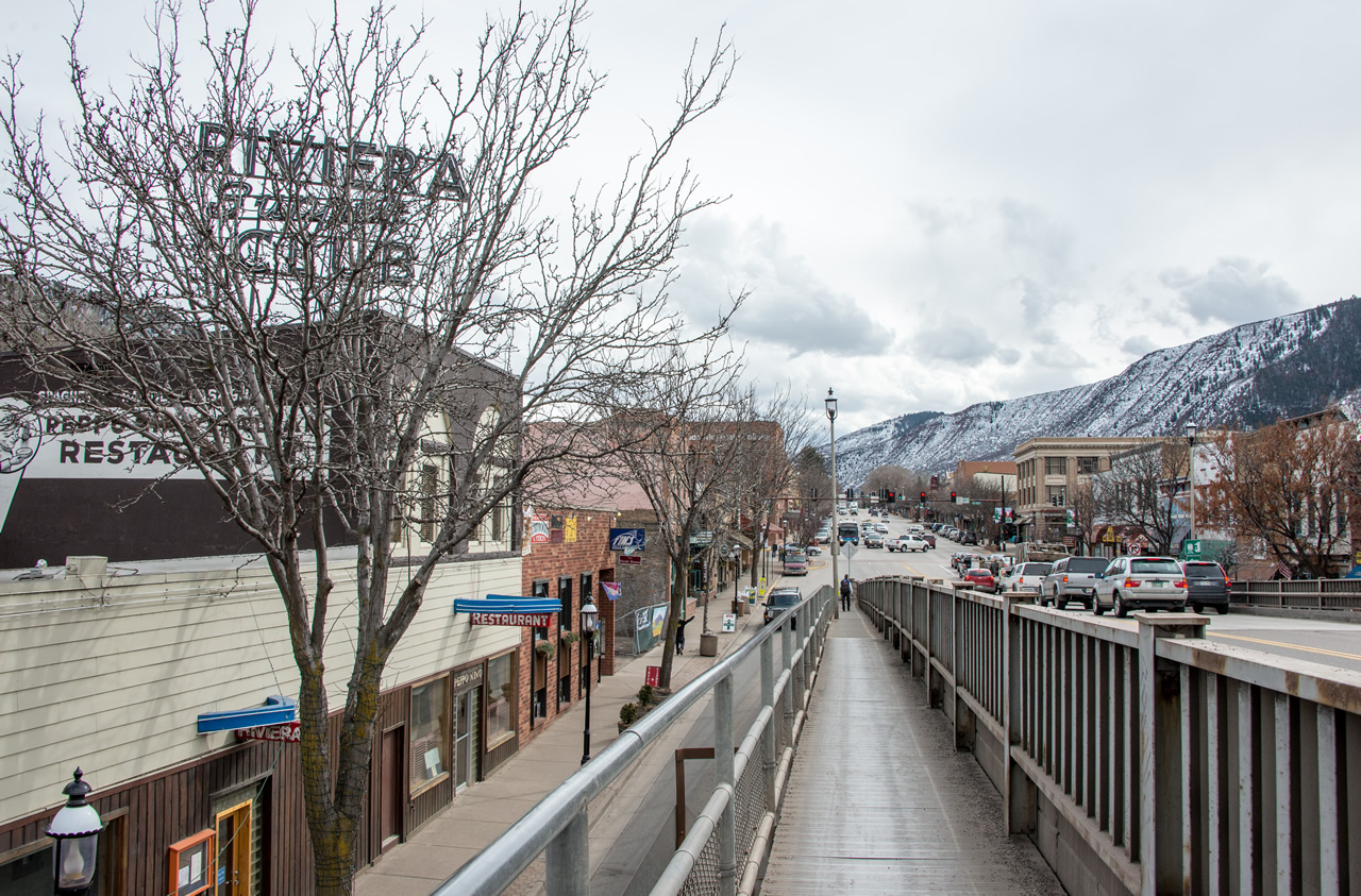 Glenwood Springs Grand Avenue