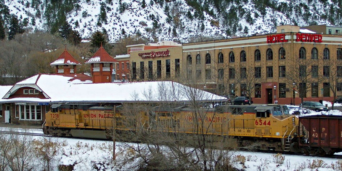 Hotel Denver Glenwood Springs