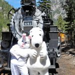 Easter Beagle Train