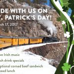 St Patricks Day Train