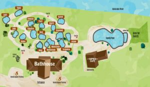 Iron Mountain Hot Springs Map