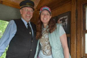 durango and silverton train conductor