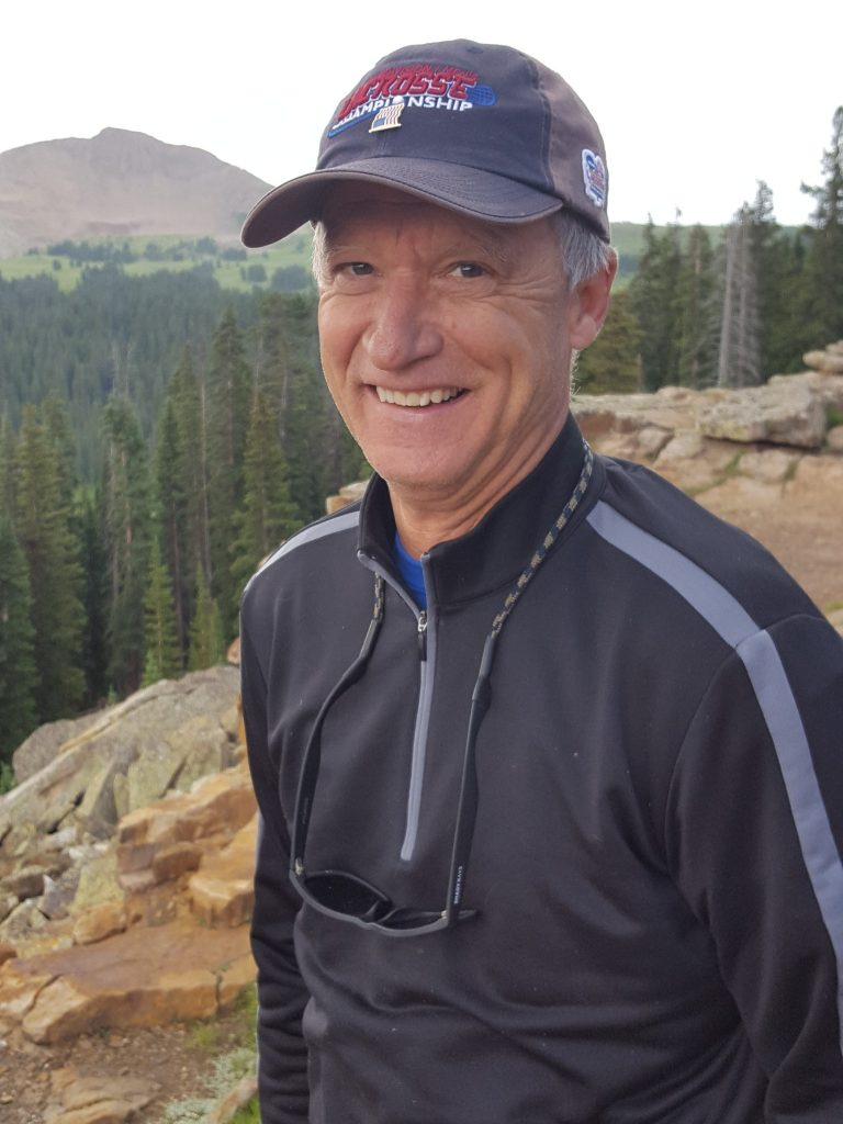 Bruce Moss, owner of Gateway Reservations in Durango, Colorado
