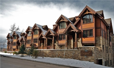 Courcheval Luxury Townhomes