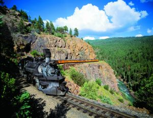 Durango Historic Narrow Gauge Train Ride to Silverton