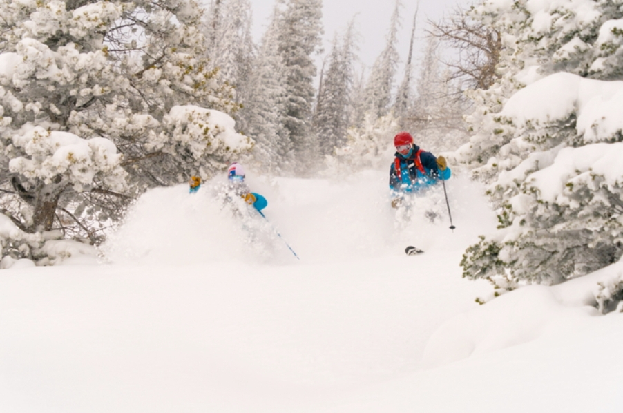 Powder Day at Monarch Mountain